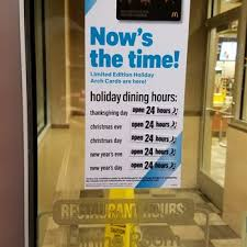 mcdonalds hours lizardmedia co