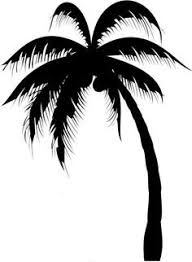 palm tree silhouette png clip image tattoos