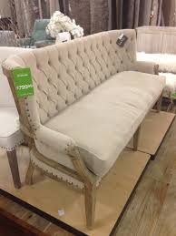 Home Goods Furniture by Nicole Miller Home Taupe Sofa Via Home Goods Chairs Benches