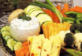 Cottage Cheese Singles by Wedding Refreshments Blue Cottage Cheese Dip Real Food Mother