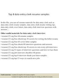 Data Entry Skills Resume Data Entry Cover Letter Amusing Data Entry Skills For Resume 18
