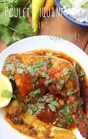 cuisine coriandre poulet au gingembre et coriandre fraiche recettes faciles