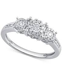 engagement rings diamond womens engagement and wedding rings macy s