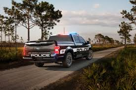 Ford Ranger Truck Towing Capacity - all new ford f 150 police responder police truck first pursuit
