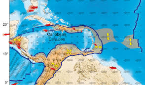 Plate Boundaries Map Genetic History Of The Caribbean Mapped
