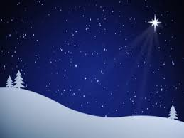 christmas star powerpoint template free golden stars backgrounds
