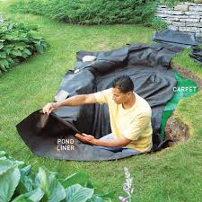 How To Build A Pond In Your Backyard by How To Build A Pond Australian Handyman Magazine