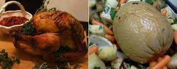 vegetarian thanksgiving how turkey alternatives measure up