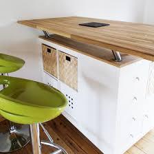 ilot bar cuisine et ailleurs ilot bar de cuisine 5 7 14 creation meubles et