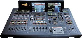 Midas 32 Digital Mixer Roundup B U0026h Explora