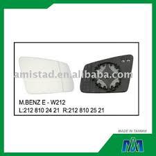 car door mirror glass car mirror glass for benz w212 lh 2128102421 rh 212810521 with