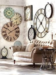 home decor bargains interior surprising large clock home decor homesense clocks