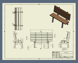diy farmhouse bench free plans rogue engineer ana white modern