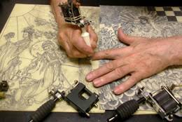 tattooing art supplies from studio one tattoo and body piercing