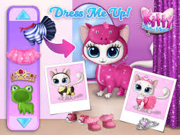 kitty meow meow my cute cat day care u0026 fun android apps on
