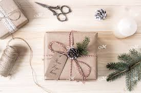 pre wrapped gift boxes christmas christmas gift box mock up psd product mockups creative market