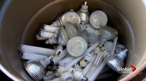 canada to develop national strategy on disposing light bulbs