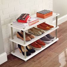 Closetmaid 15 Cubby Shoe Organizer White Shoe Storage U0026 Shoe Organizers