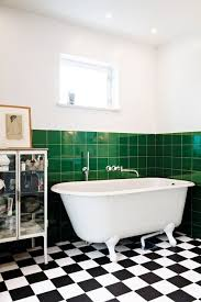 charming black and white vinyl bathroom floor tiles with designing