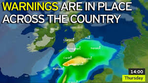 Hull England Map by Uk Weather Blizzard Conditions To Sweep In Bringing U0027a Real Taste