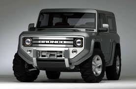 ford bronco ford bronco u2013 ranger based separate from everest