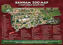 Zoo Map Banham Zoo Map Banham Zoo United Kingdom U2022 Mappery
