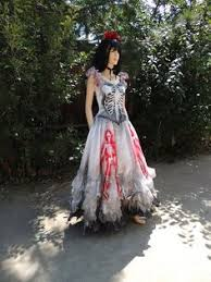Halloween Costumes Spanish Dancer Sugar Skull Costume Los Muertos Bride Skeleton Dress