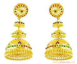 gold earrings jhumka design gold earrings jhumka design hd trends for gold earrings jhumka