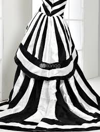 black dress for halloween party black u0026 white striped dress great for a tim burton halloween