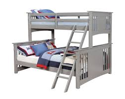 Deer Creek Extra Long Twin Over Queen Bunk Bed - Extra long bunk bed