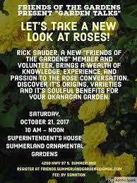 friends of summerland ornamental gardens home