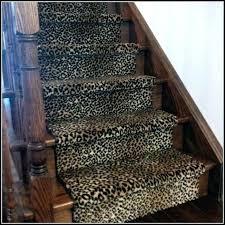 Leopard Runner Rug Animal Print Carpet Gorgeous Leopard Runner Rug Stairway To Heaven