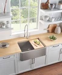 blanco ikon apron sink apron front sink is available in five more colors retrofit