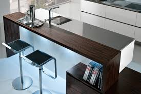 Ideas For Kitchen Worktops Breakfast Bars And Seating Area Ideas For Your Kitchen Kitchen