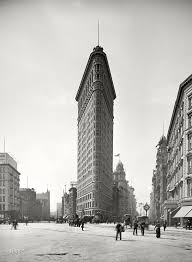 the flatiron building 1905 skyscrapers building and city