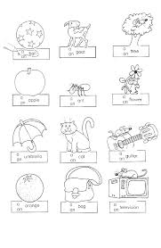 105 free indefinite article worksheets