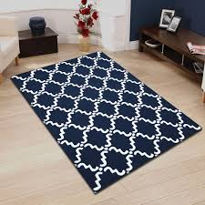 Blue And White Area Rugs Cool Navy And White Area Rug Navy Blue And White Area