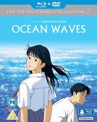 film add anime studio ghibli s ocean waves to see blu ray release from studiocanal