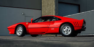 ferrari dealership inside niki lauda u0027s ferrari 288gto is a museum quality mechanical marvel