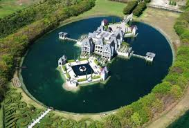 miami castle with a moat on the market for 10 9 million photos