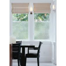 home decor simple decorative window stickers for home room