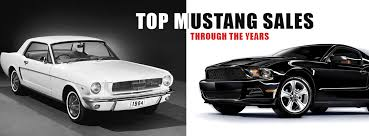pictures of mustangs mustang sales throughout the years mustang cj pony parts