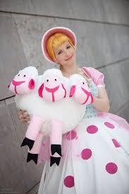 Sheep Halloween Costume Toy Story Bo Peep Molly Simon Workman Dress