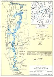 Pennsylvania Map by River Map Of Lake Raystown Map Of Raystown Lake Photo By U S
