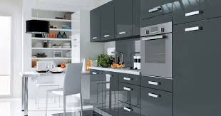 cuisine design pas cher meuble cuisine gris clair beautiful cuisine gris clair ikea s de