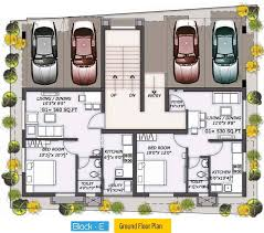 1000 sq ft 3 bhk 2t apartment for sale in darshan foundation