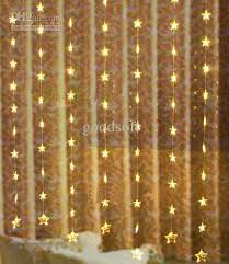 white string lights yellow string lights window decoration lights led light string