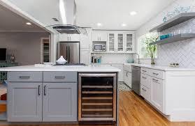 modern all wood kitchen cabinets modern solid birch wood shaker kitchen cabinet swk 079