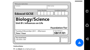 gcse past papers android apps on google play