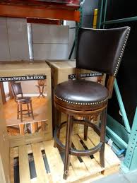 Outdoor Bar Stools Costco Hillsdale Furniture Cicero Swivel Barstool